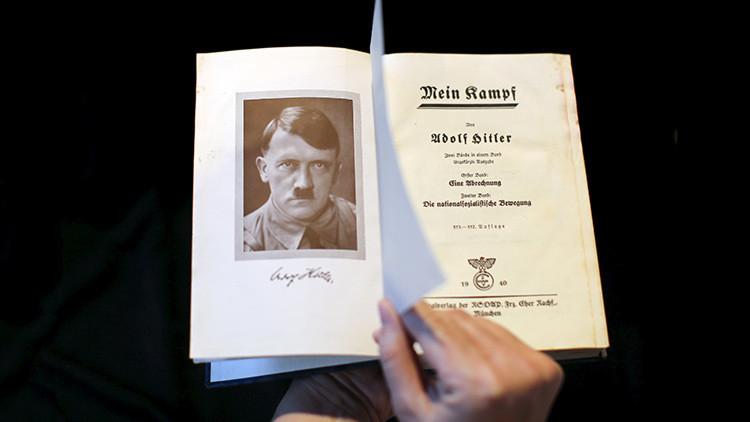 El 'Mein Kampf' vuelve al programa escolar en Japón