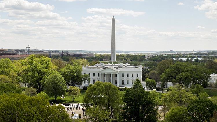 EE.UU.: Evacuan una calle cerca de la Casa Blanca