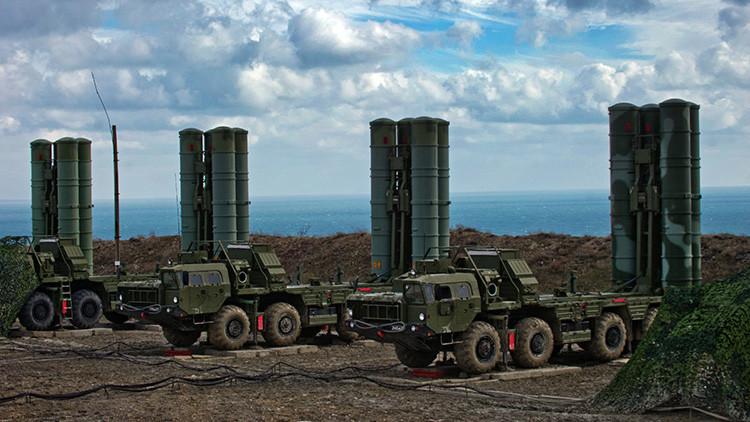 ¿Cómo terminará para EE.UU. el juego del gato y el ratón con los sistemas rusos S-400 en Siria?