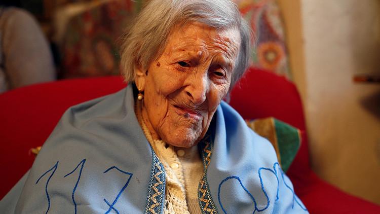 Vivió tres siglos: fallece la mujer más longeva del mundo