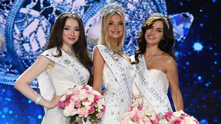 Rusia ya tiene su Miss 2017 (FOTOS)