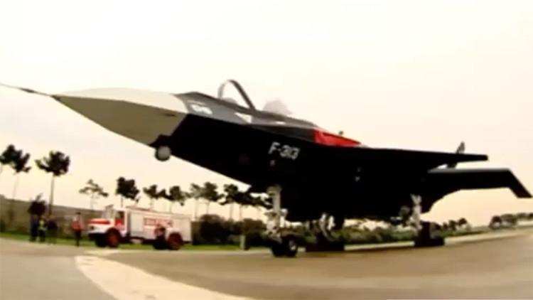 Irán muestra su nuevo caza furtivo Qaher F-313  (VIDEO, FOTOS)