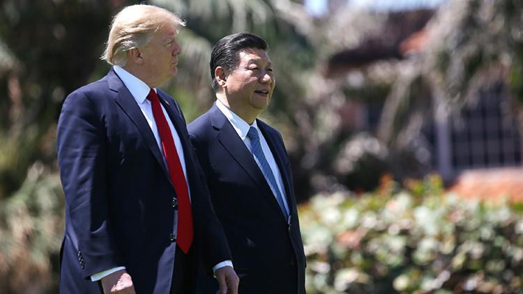 Trump explica su giro drástico en la postura hacia China