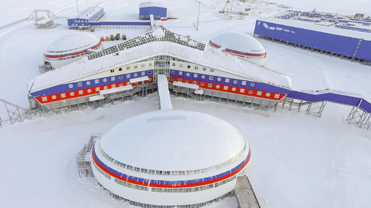 Recorrido virtual en 360°: Así es la fortaleza rusa en el Ártico