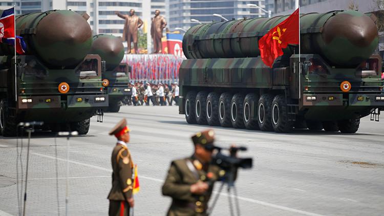 """EE.UU. advierte que las tensiones con Corea del Norte están """"llegando a un punto crítico"""""""