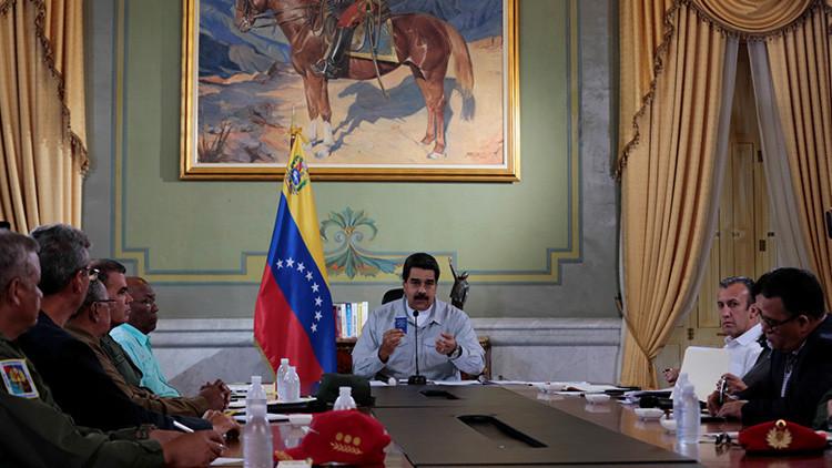 Maduro presenta las pruebas de los planes golpistas de la derecha venezolana