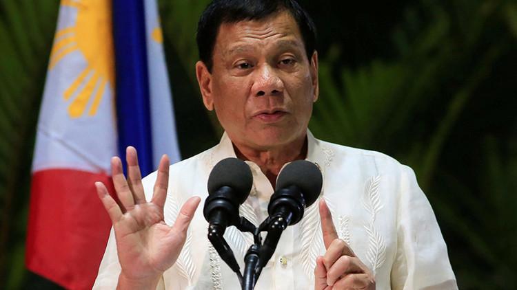 """Duterte: """"Trump no sería un multimillonario si fuera estúpido"""""""