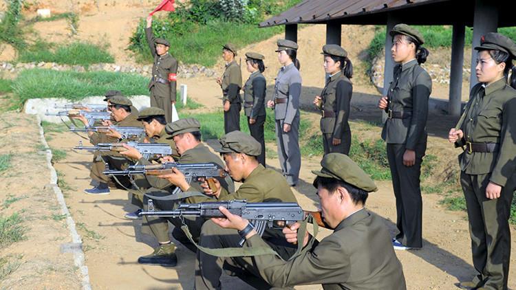 Corea del Norte crea una nueva rama de las Fuerzas Armadas