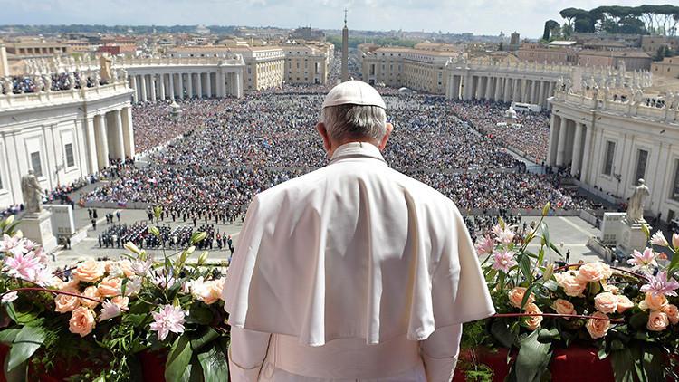 """El papa Francisco: """"Si el Señor ha resucitado, ¿cómo pueden suceder estas cosas?"""""""