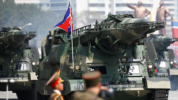 """Corea del Norte: Guerra nuclear """"en cualquier momento"""""""