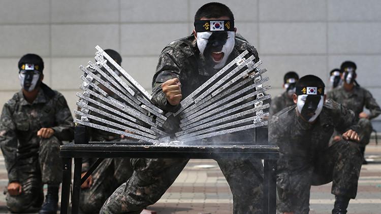 Corea del Sur vs Corea del Norte: Así se preparan sus fuerzas militares