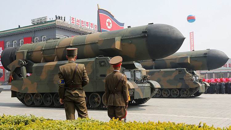 """Corea del Norte: """"Haremos pruebas con misiles cada semana"""""""
