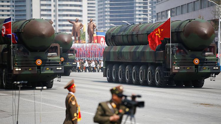 El lanzamiento de misil norcoreano puede haber sido frustrado por un ataque cibernético de EE.UU.