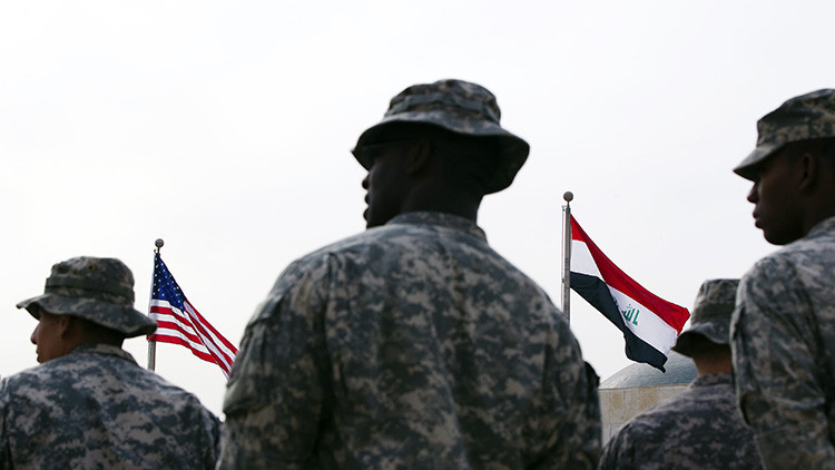 EE.UU. envía tropas adicionales a Irak