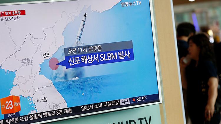 Corea del Sur dispone de misiles para atacar a su vecino del norte desde el mar