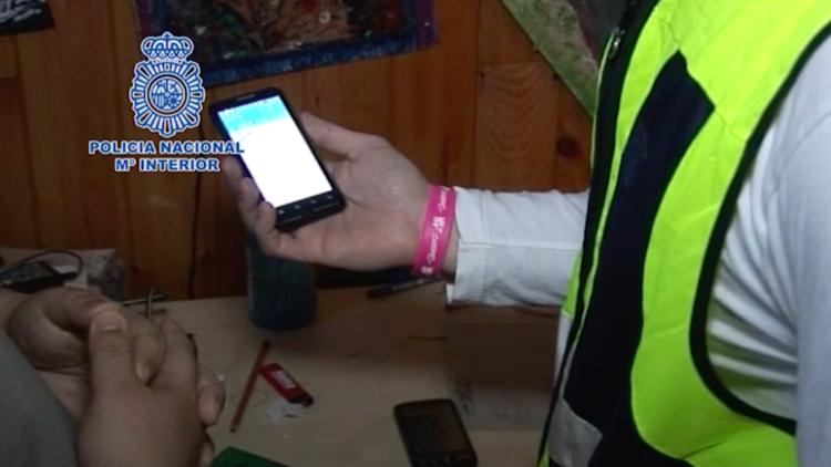 El mayor golpe contra la pedofilia a través de WhatsApp en España y Latinoamérica