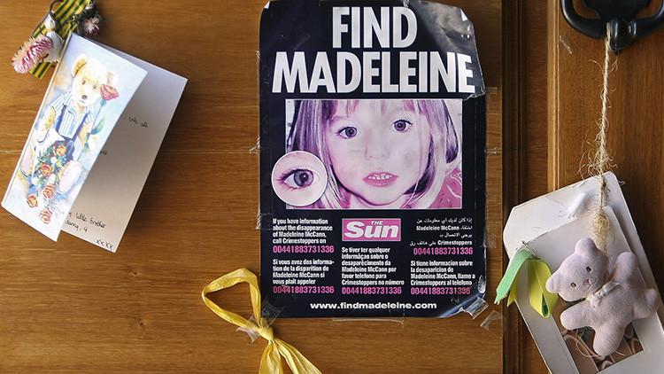 Caso Madeleine McCann: la niñera de la familia rompe su silencio diez años después
