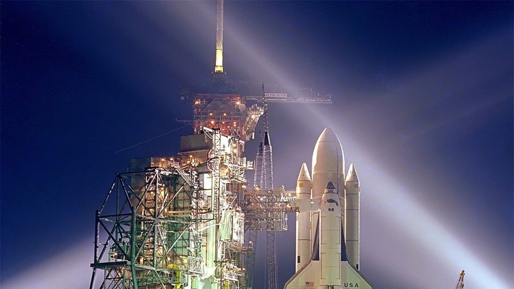 En vivo y en formato 360º: La NASA efectúa el lanzamiento de la nave espacial de carga Cygnus