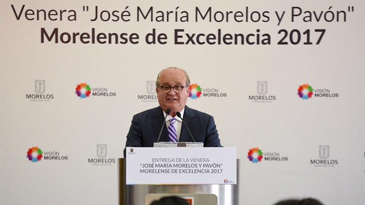 Denuncian cómo un gobernador mexicano malversa más de 125 millones de dólares durante su gestión