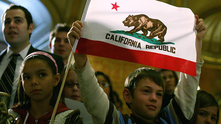 California no abandona sus intentos de independizarse de EE.UU.