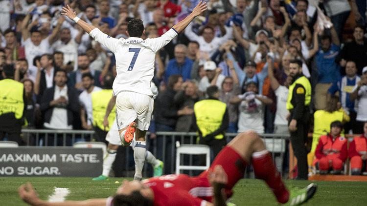 El Real Madrid vence al Bayern y logra el pase a semifinales de la Liga de Campeones