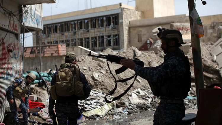 El Estado Islámico ataca con gas mostaza a las fuerzas iraquíes y a asesores de EE.UU. y Australia