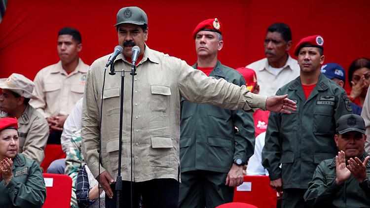 Presidente venezolano activa plan de seguridad tras desmantelar plan de violencia opositora