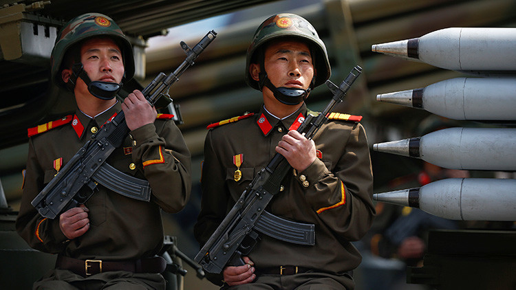 Trump no descarta una guerra nuclear entre EE.UU. y Corea del Norte