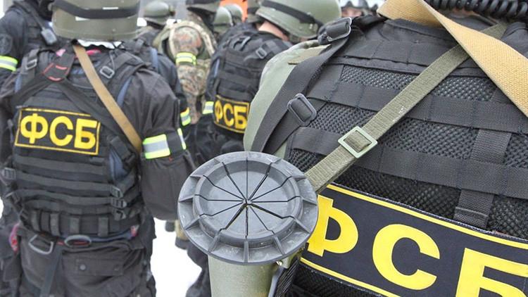 FUERTES IMÁGENES: Fuerzas especiales rusas abaten a dos sospechosos de planear ataques terroristas