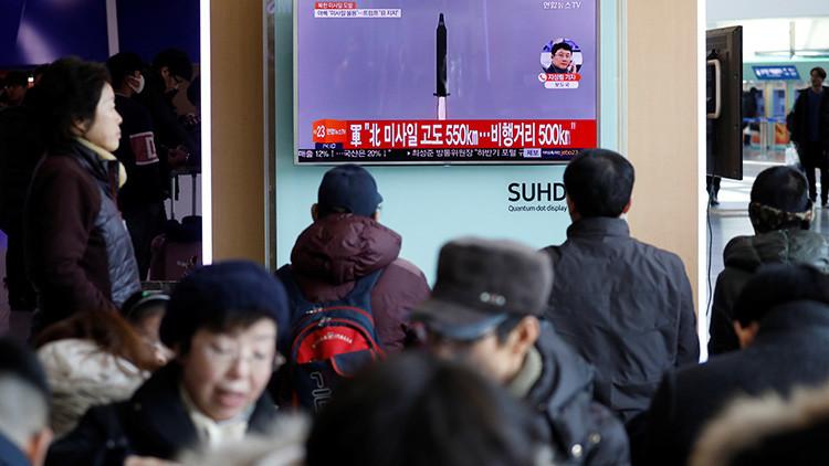 """Por qué los restos de los misiles lanzados por Corea del Norte """"no son solo basura"""" para Occidente"""