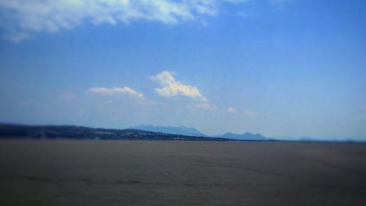 El segundo lago más grande de México se muere