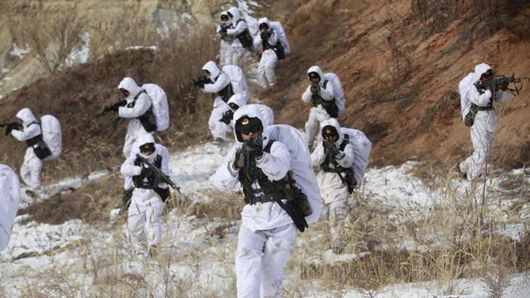 """China anuncia la creación de """"una fuerza de combate indestructible"""""""