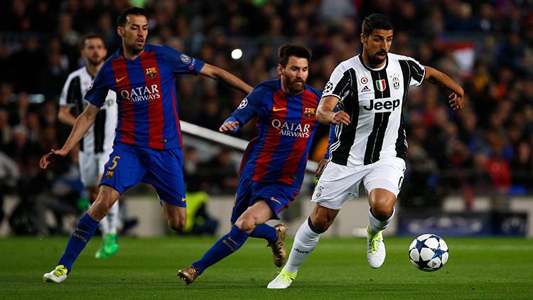 El Barcelona no logra la remontada y la Juventus pasa a semifinales de Champions