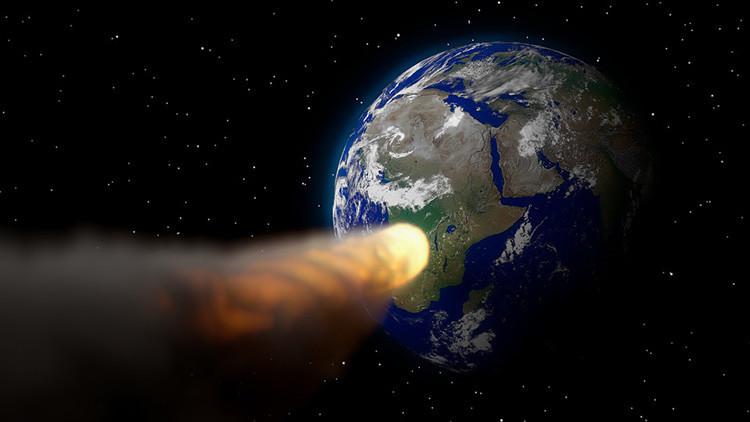 Transmiten en vivo cómo un asteroide gigante se está acercando a la Tierra