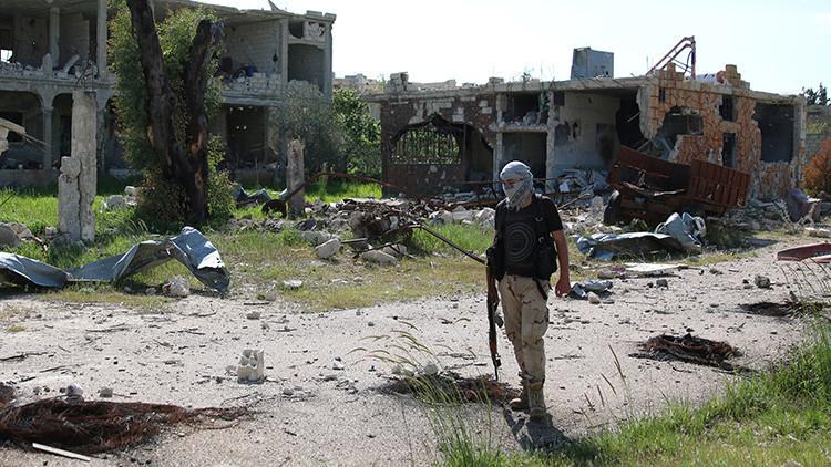 """""""El uso de gas mostaza en Irak demuestra que el EI está detrás del ataque químico en Siria"""""""
