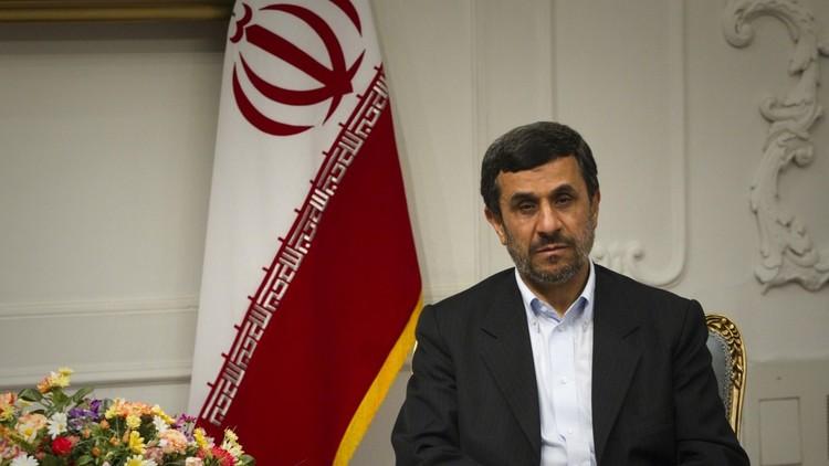 """Ahmadineyad augura que el conflicto sirio provocará """"el colapso de la hegemonía mundial de EE.UU."""""""