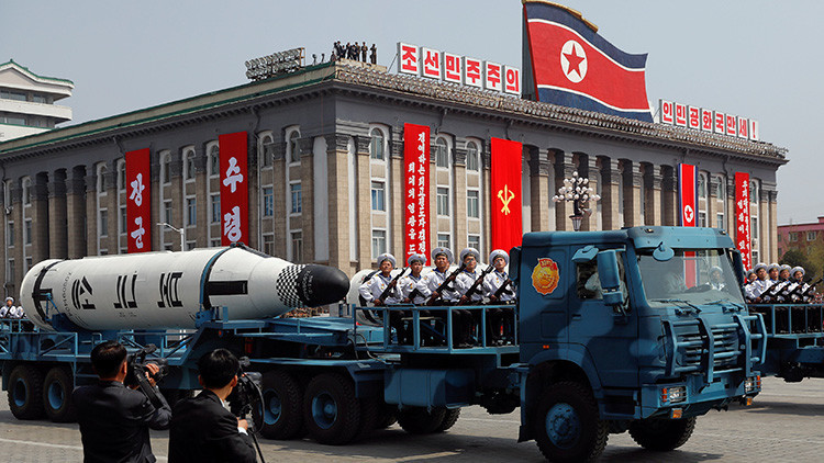 """Corea del Norte amenaza con """"reducir a cenizas a EE.UU. con un superpoderoso ataque preventivo"""""""
