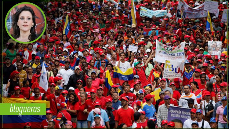 Venezuela: El futuro de la Revolución bolivariana y del pueblo están en juego