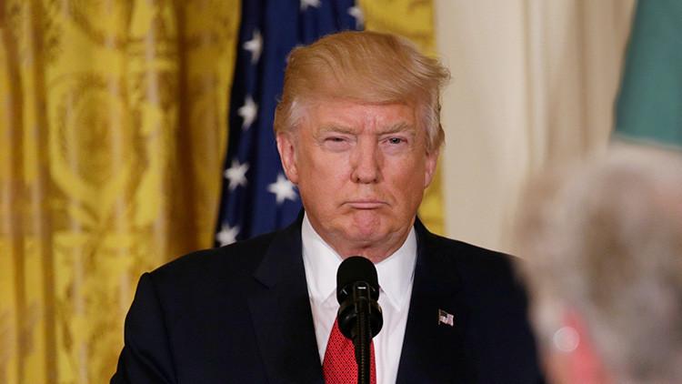 """Trump: """"Las medidas comerciales del Gobierno de Canadá son una desgracia"""""""