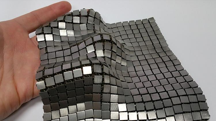 """La NASA elabora un """"tejido espacial"""" que une moda e ingeniería"""