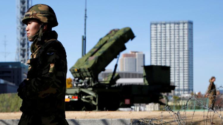 Japón toma medidas para reacionar ante un ataque con misiles de Corea del Norte