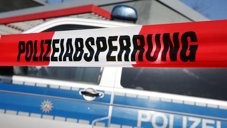 Alemania: Hombre armado ataca un banco en Waldshut