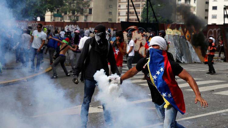 VIDEOS: Así fue el ataque a un hospital infantil de Caracas