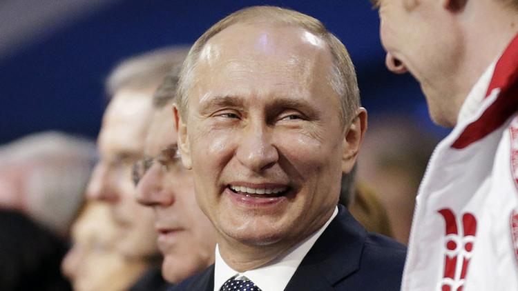 """""""Así suena Putin riéndose de nosotros"""": Los demócratas de EE.UU. lanzan un extraño promocional"""