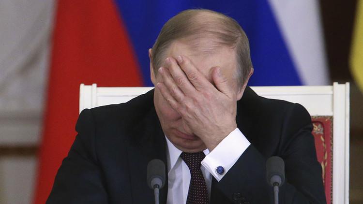 Putin vuelve a ser utilizado como 'espantapájaros' en elecciones, esta vez en el Reino Unido