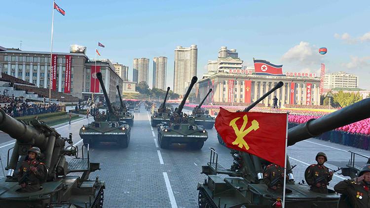 """""""Corea del Norte está lista para una guerra total en caso de que EE.UU. la inicie"""""""