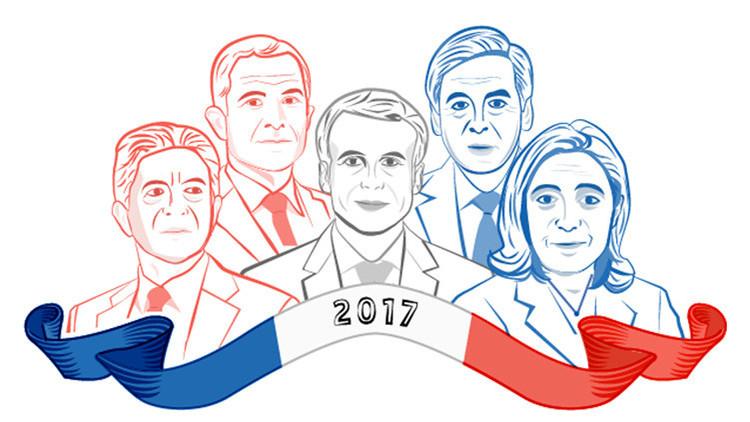 ¿Quién es quién? Todo lo que debes saber sobre las elecciones más impredecibles de Francia