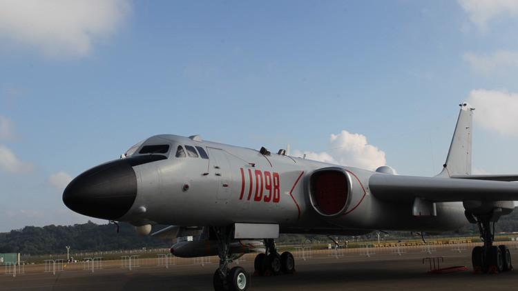 """Tensión en Corea del Norte pone """"en alerta"""" a bombarderos chinos"""
