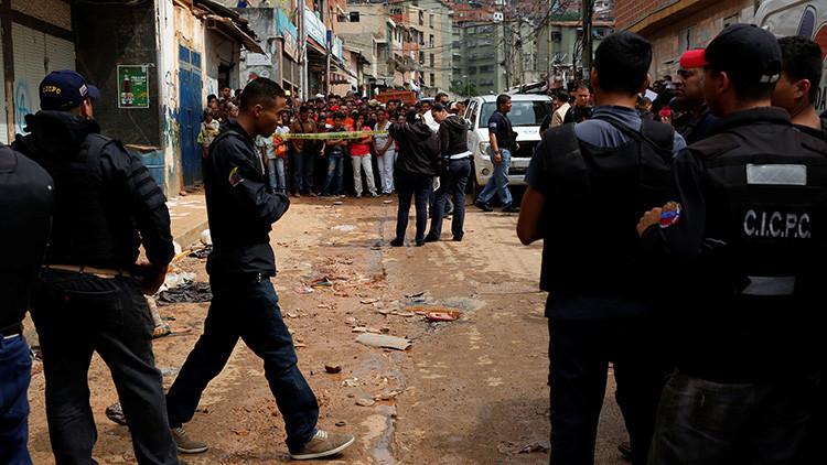 """""""¿Le parece imposible que existan personas que creen que el Gobierno venezolano atacó un hospital?"""""""