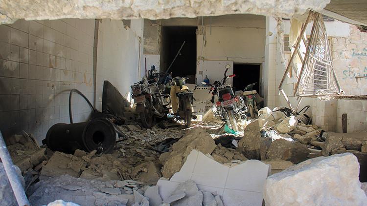 La ONU no halla relación entre el bombardeo y el ataque químico de Idlib